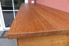 Detail Ipé-Holz