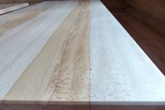 Wirtschaftstische Detail Tischplatte 1