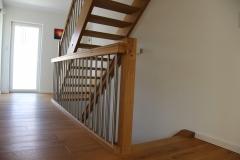 Treppe aus Eiche 2
