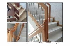 Treppengeländer-alt-neu