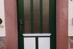Haustüre außen