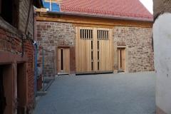 Tür Nebengebäude - Gesamtansicht