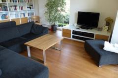 Wohnzimmermöbel + Regalwand